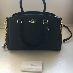 Brand new never used coach purse